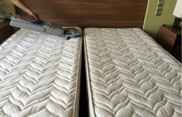 matractisztítás